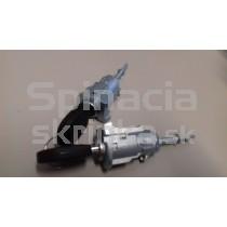 Vložka zámku, 2x kľúč Škoda Octavia I, ľavá+pravá strana, 96-10