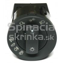 Vypínač svetiel pre Audi A4 B6, OE: 8E0941531A