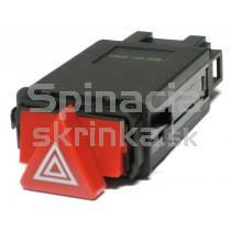 Vypínač výstražných svetiel Audi A4 B5, 8D0941509H, 8D0941509K
