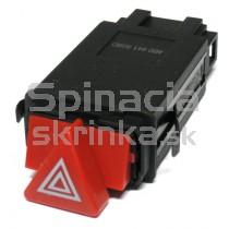 Vypínač výstražných svetiel Audi A6 C5, 4B0941509C