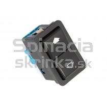 Ovládanie vypínač sťahovania okien BMW E38 rad7, 61318368932, 8368932