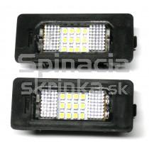 LED Osvetlenie ŠPZ BMW rad 1