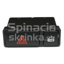 Vypínač výstražných svetiel s centrálnym zamykaním BMW Z4 E85/E86, 61318368920