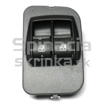 Ovládaci panel vypínač sťahovania okien Peugeot Bipper, 735461275
