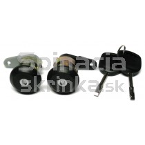 Vložka zámku, 2x kľúč Ford Fiesta 96-99