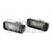 LED Osvetlenie ŠPZ Mercedes W220 trieda S