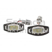 LED Osvetlenie ŠPZ Honda Accord VII Sedan