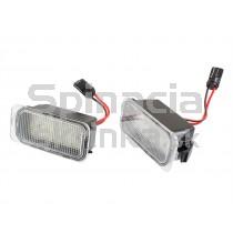 LED Osvetlenie ŠPZ Ford S-Max I