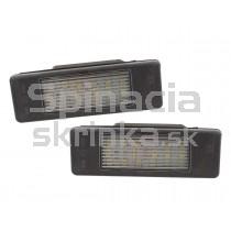 LED Osvetlenie ŠPZ Nissan Pathfinder