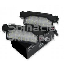 LED Osvetlenie ŠPZ Mazda 6 GH, 07-12