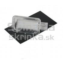 LED Osvetlenie interiéru, batožinového priestoru Honda Accord VII