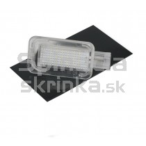 LED Osvetlenie interiéru, batožinového priestoru Honda Jazz II 01-08