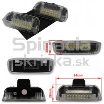 LED svetlo dverí VW Golf Plus, 1K0947411A