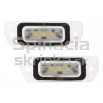 LED Osvetlenie ŠPZ Mercedes X164 GL-Trieda