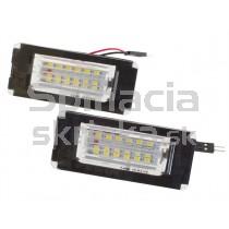 LED Osvetlenie ŠPZ Mini Cooper R56