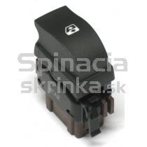 Ovládanie vypínač sťahovania okien Renault Trafic II  8200057321