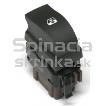 Ovládanie vypínač sťahovania okien Renault Master II  8200057321