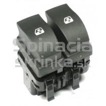 Ovládanie vypínač sťahovania okien Renault Megane II  8200315034