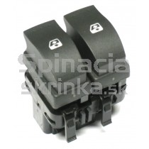 Ovládanie vypínač sťahovania okien Renault Master II  8200315034