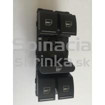 Ovládanie vypínač sťahovania okien Škoda Yeti, 1Z0959858A
