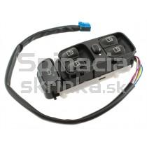 Ovládaci panel vypínač sťahovania okien Mercedes W203, Trieda C, 2038210679
