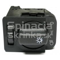 Vypínač svetiel Opel Astra I F, 90381877, 90437312, 90437313, 90213283