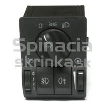 Vypínač svetiel pre Opel Zafira A, 6240097