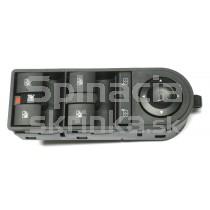 Ovládaci panel vypínač sťahovania okien Opel Zafira B, 13228877, 13228699