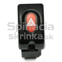 Vypínač výstražných svetiel Opel Combo, 6240140