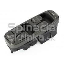 Ovládaci panel vypínač sťahovania okien Volvo V70, 8638452, 03458545