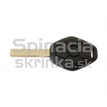 Obal kľúča, holokľúč pre BMW X3 E83, trojtlačítkový