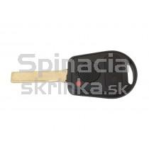 Obal kľúča, holokľúč pre BMW rad 7 E38, trojtlačítkový