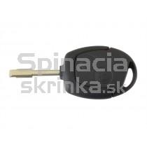 Obal kľúča, holokľúč pre Ford S-Max, trojtlačítkový