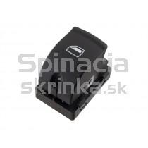 Ovládanie vypínač sťahovania okien Audi Q7 4L