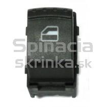 Ovládanie vypínač sťahovania okien Škoda Fabia I, 6Y0959855