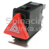 Vypínač výstražných svetiel Škoda Octavia I, 1U0953235B