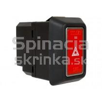 Vypínač výstražných svetiel Mercedes R107 SL/SLC, 1238200205