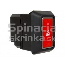 Vypínač výstražných svetiel Mercedes W123, 1238200205