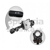 Vypínač, prepínač, ovládanie svetiel, stieračov, páčky smerovky stierače Audi 100