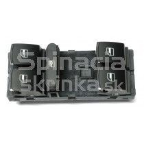 Ovládanie vypínač sťahovania okien VW Jetta A5, chrom, 5ND959857