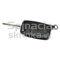 Obal kľúča, holokľúč pre VW T4  dvojtlačítkový