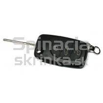 Obal kľúča, holokľúč pre VW Sharan trojtlačítkový