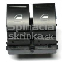 Ovládanie vypínač sťahovania okien VW Eos, 2K0959857A