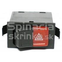 Vypínač výstražných svetiel pre VW T3