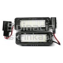 LED Osvetlenie ŠPZ Seat Altea, napichovacia verzia