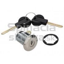 Vložka zámku, kufrových dverí, 2x kľúč Peugeot Partner I